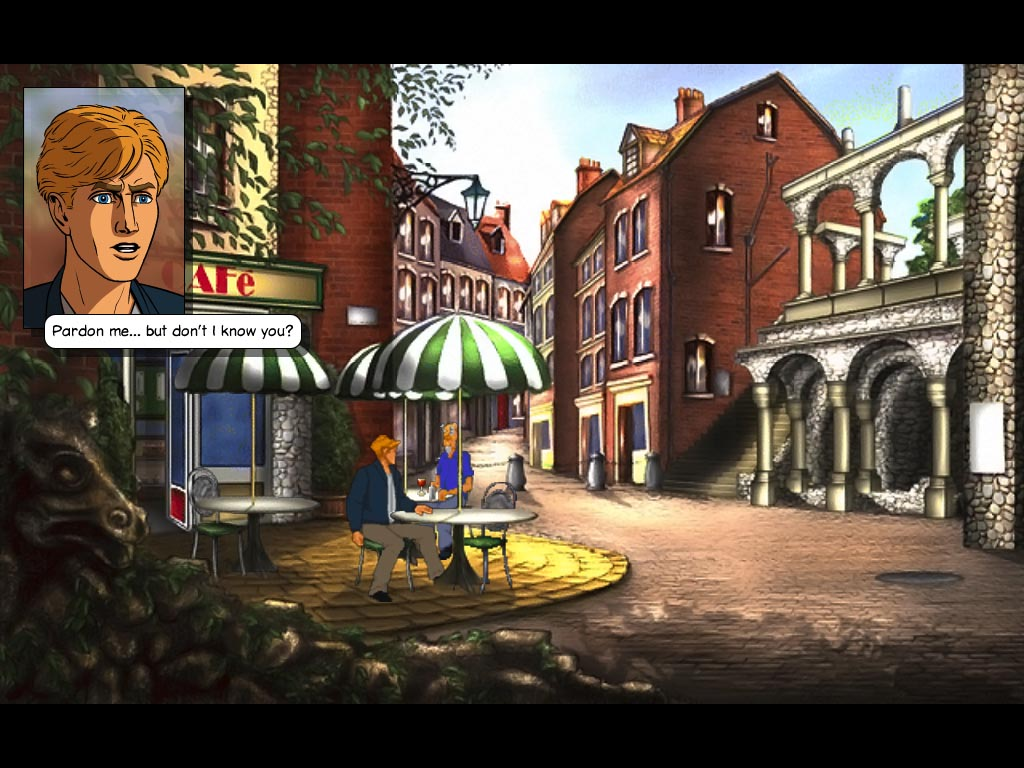 Classic point-and-click adventure Broken Sword - The Smoking Mirror: Remastered slashed in price to 69p/99c