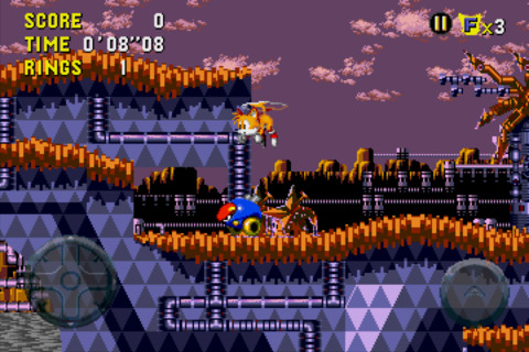 [Update] You Can Do Anything: Sonic 1 and Sonic 2 are now playable on your Apple TV with Sonic CD on the way