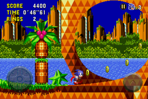 Sonic CD: Tips to help you with this classic on mobile