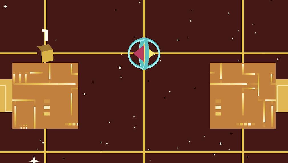 Jumpgrid, the acclaimed cosmic obstacle course game, is available now for Android