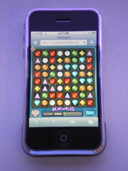 Hands on with Bejeweled for iPhone