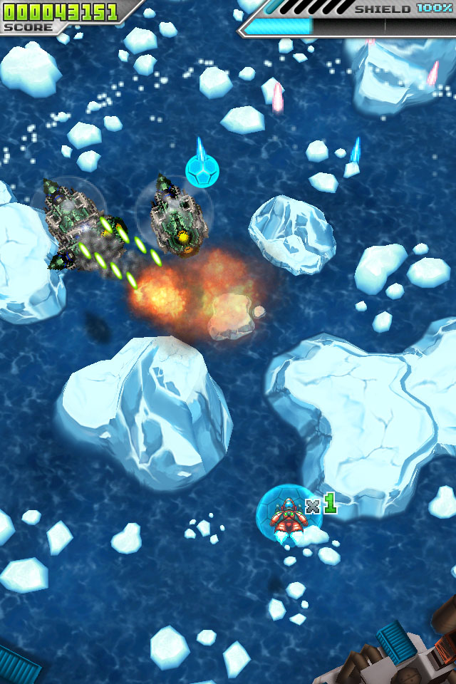 Int13 blasts onto App Store with free-to-play iOS shoot 'em up Shogun