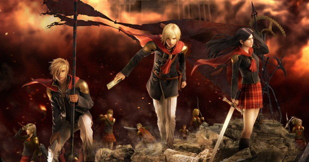 Final Fantasy Type-0 director explains why the HD remaster isn't coming to PS Vita