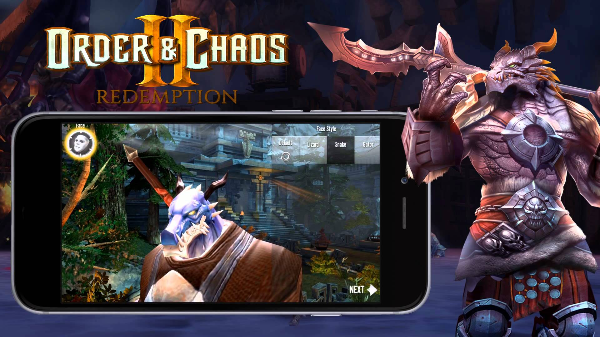 [Update] Order & Chaos 2: Redemption adds pets, a new dungeon and more