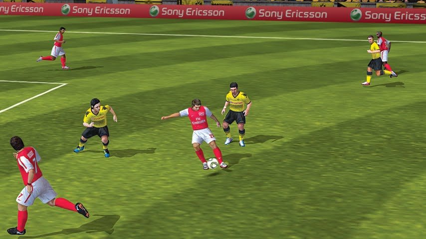 FIFA 12 kicks off on Xperia Play for free, part of EA's 'Get in the Game' promotion