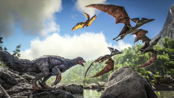 Test de ARK: Survival Evolved