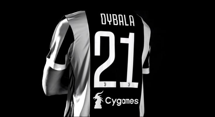 Shadowverse creator Cygames is the new shirt sponsor for Juventus