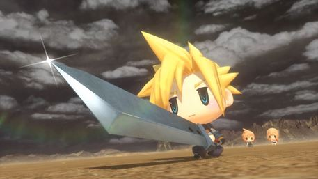 World of Final Fantasy: Meli Melo announced for iOS and Android