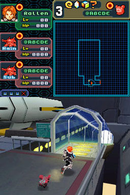 Hands on with Spectrobes: Beyond the Portals on DS