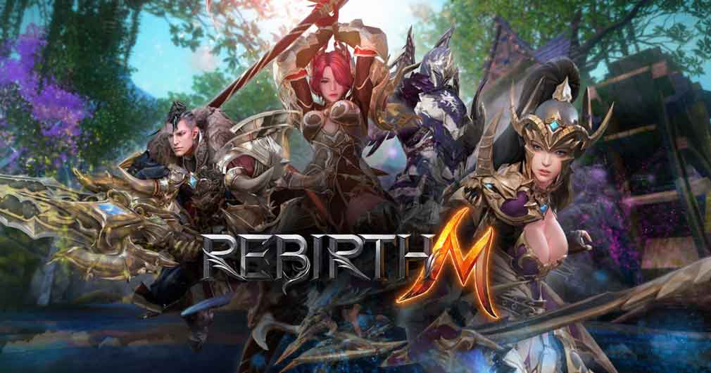 Ambitious mobile MMORPG RebirthM has just hit North America