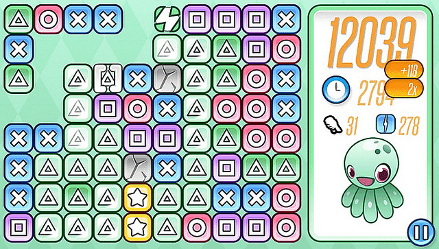 ZiGGURAT dev releases new chain reaction puzzle game Ten by Eight for Vita