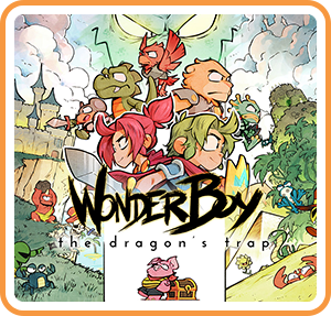 Wonder Boy: The Dragon's Trap Nintendo Switch review - Does it stave off Mario withdrawal?