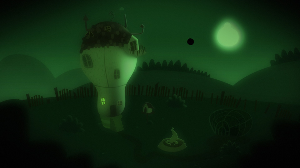 Kickstart this: Bulb Boy is a horror game that's equal parts cute and terrifying