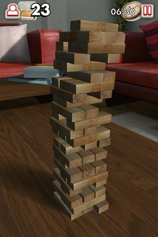 Tower-toppling classic Jenga available now on the Android Market