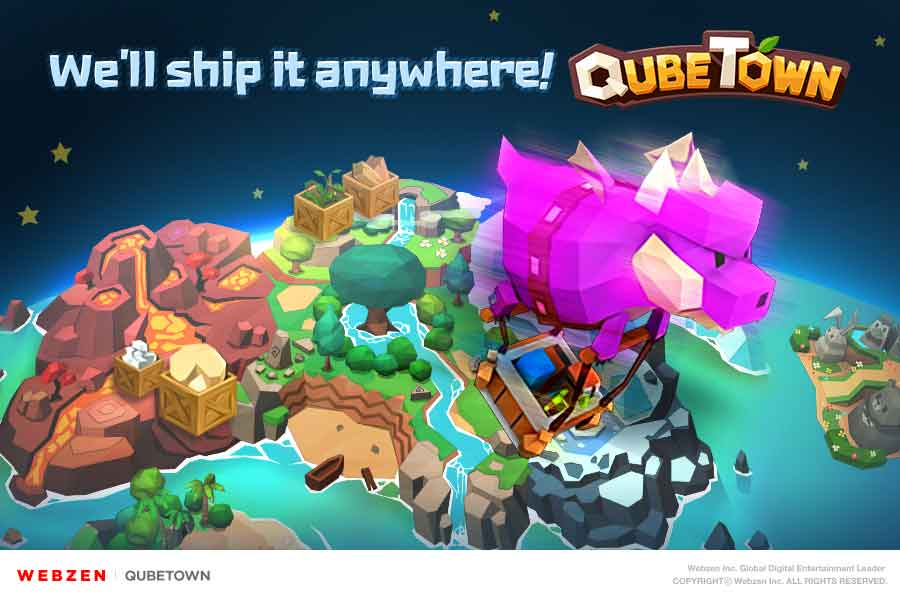 Win yourself 1 of 50 codes for town management sim, QubeTown