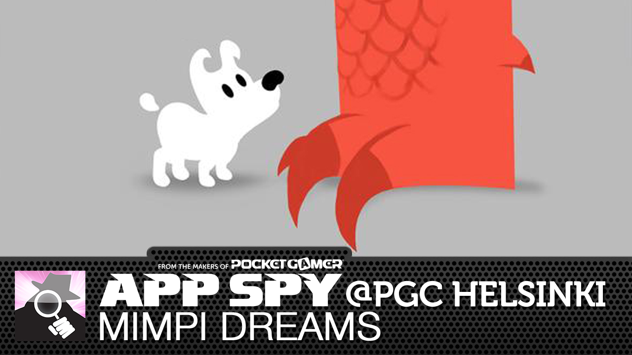 #PGCHelsinki: Mimpi Dreams is a puzzle platformer with a dreamy twist