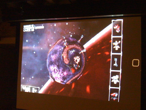 GDC '09: Hands on with Star Defense on iPhone