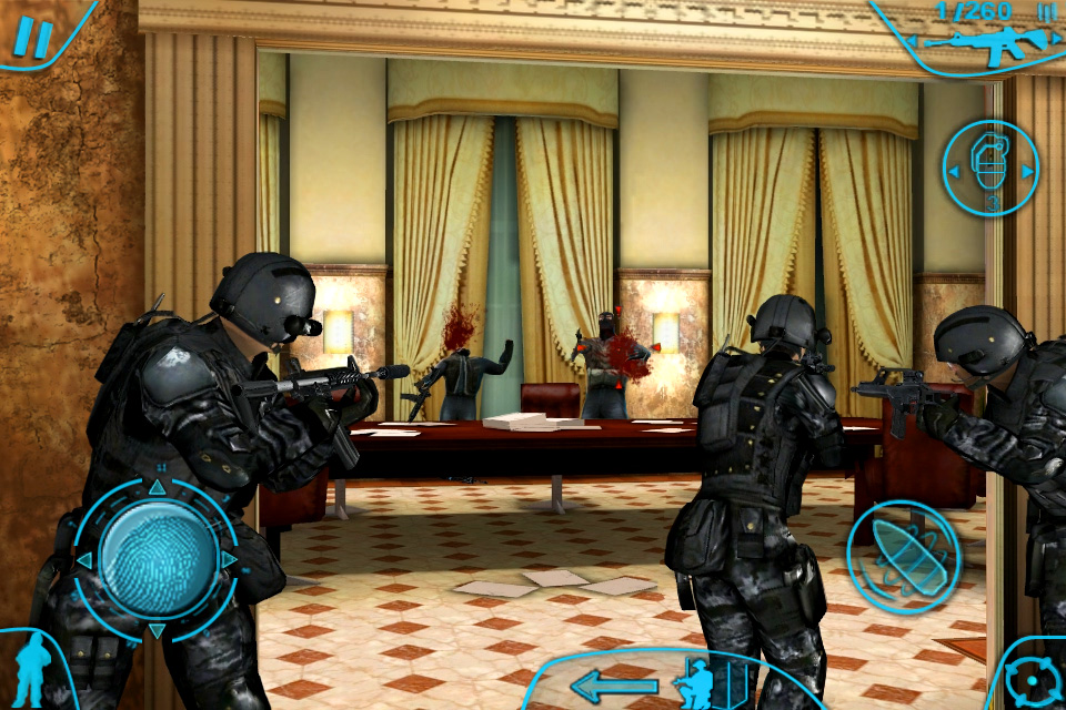 Tom Clancy's Rainbow Six: Shadow Vanguard to hit iPhone on March 17