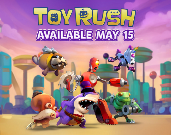 [Update] Toy Rush is a tower defence game with card collecting elements that's heading for iPhone iPad on May 15th