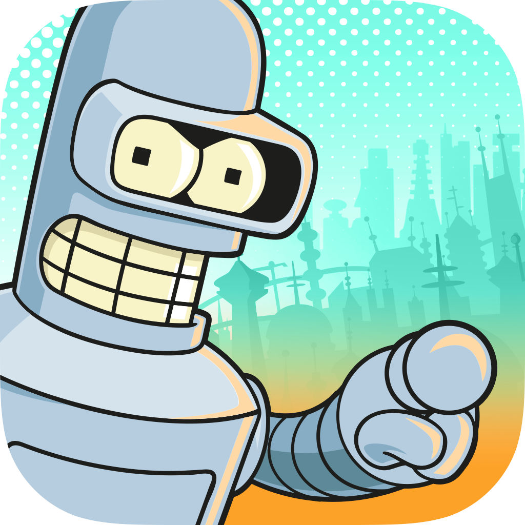 Futurama: Game of Drones tips and tricks - Make the drones bite your shiny, metal...