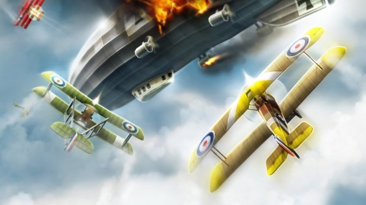 Ace Patrol: Pacific Skies is set to swoop onto iPad and iPhone next week