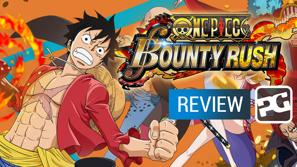 "One Piece: Bounty Rush video review - ""Control the points... if you can"""