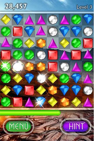 Bejeweled 2 (iPhone)