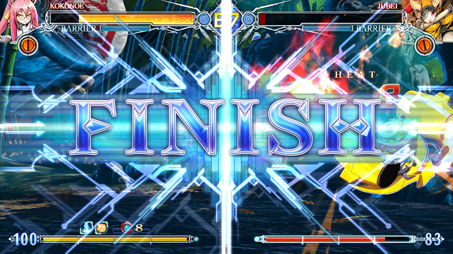"BlazBlue: Central Fiction review - ""Speedy, stylish fighting"""