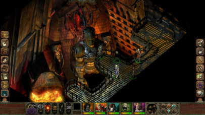 Explore the surreal city of Sigil in classic RPG Planescape: Torment, available now on iOS and Android