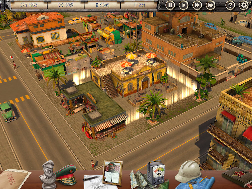 The unique city builder, Tropico, is coming to iPad on December 18th