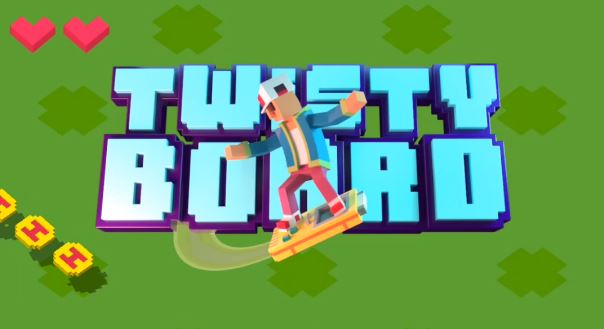 [Update] GalacticThumb's dodge-and-weave Twisty Board arrives on iOS