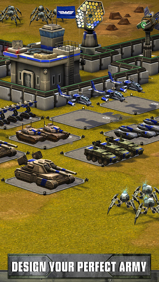 Empires & Allies is 'Clash of Clans by way of Command and Conquer', out on iOS and Android now