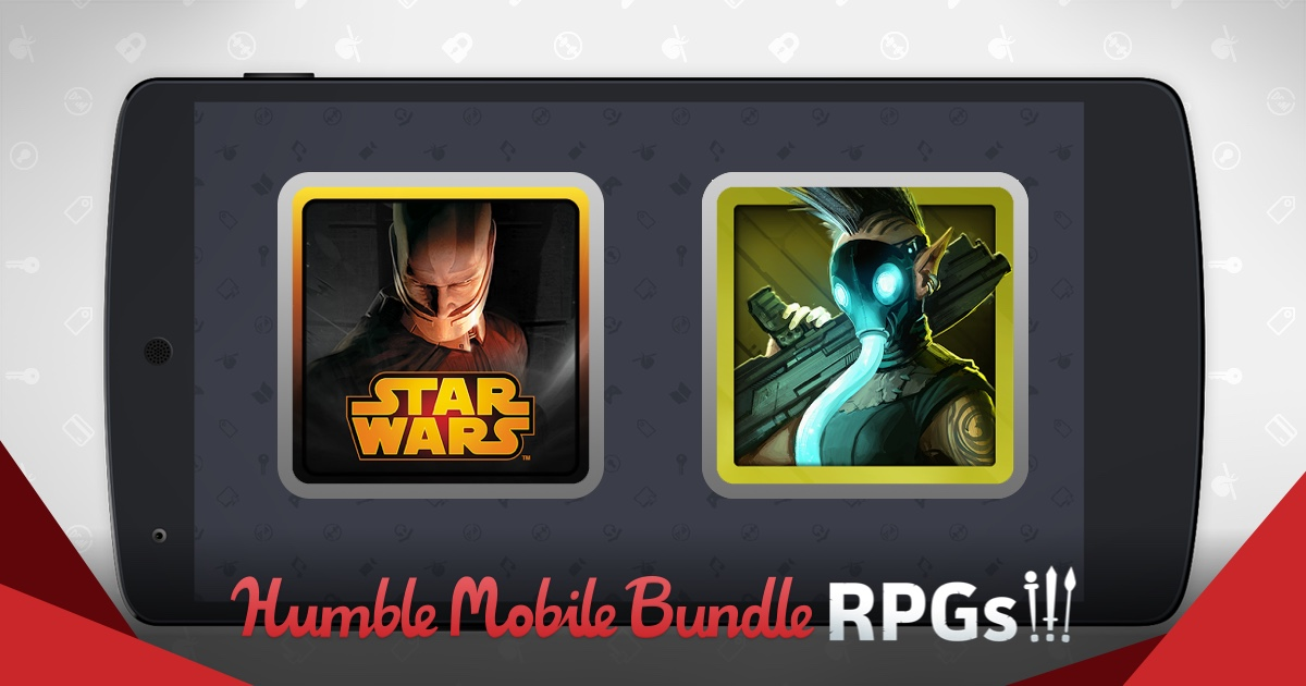Get KOTOR, Wayward Souls and more for cheap in the latest Humble Mobile Bundle dedicated to RPGs