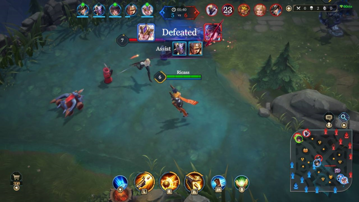 Arena of Valor Switch preview - Hands-on with a new take on