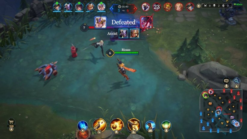 Arena of Valor Switch preview - Hands-on with a new take on the biggest MOBA in the world