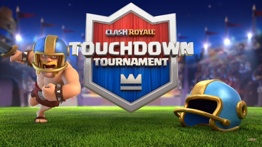 Learn more about Clash Royale's upcoming update and new Touchdown Mode in Radio Royale