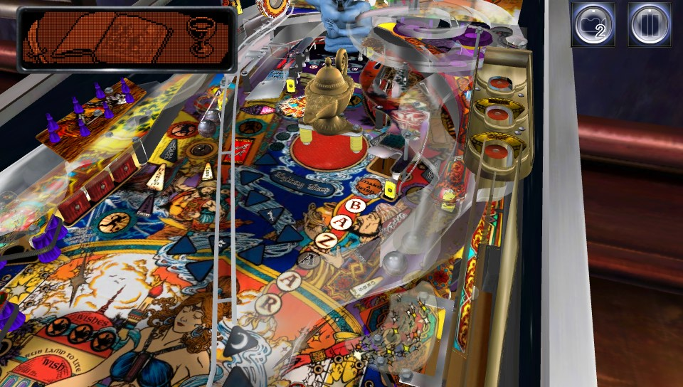 Cirqus Voltaire and Funhouse tables added to Pinball Arcade on iOS