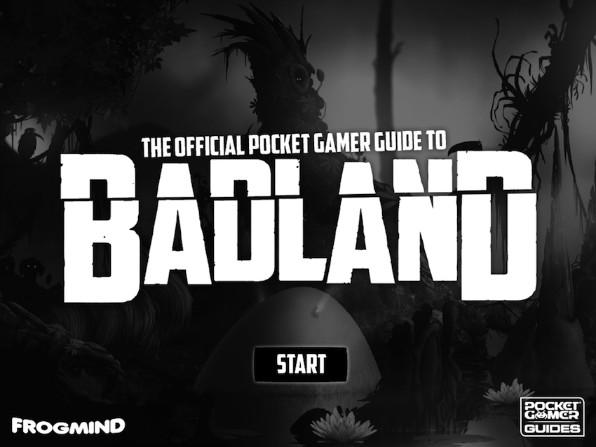 The Official Pocket Gamer Guide to Badland is now live