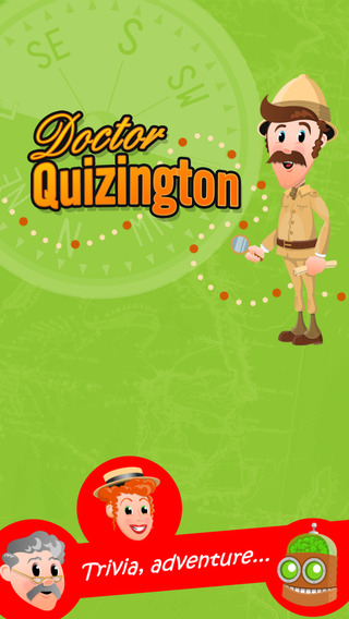 Play Dr Quizington if you think you're smart enough to find the source of the River Nile