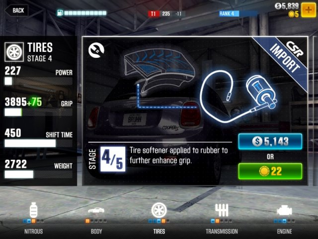 Buying all of the cars in CSR Racing 2 will cost you more than you'd think