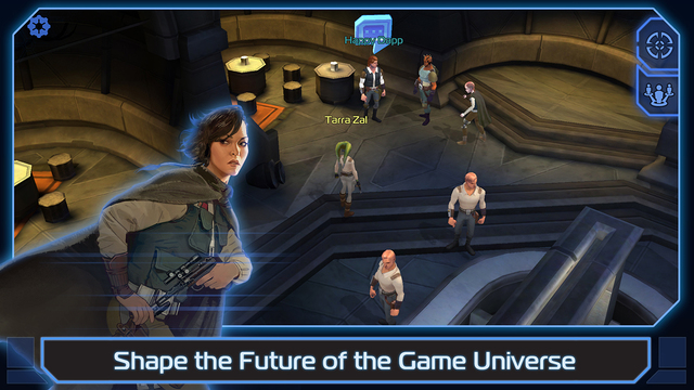 The Force Awakens in Star Wars: Uprising
