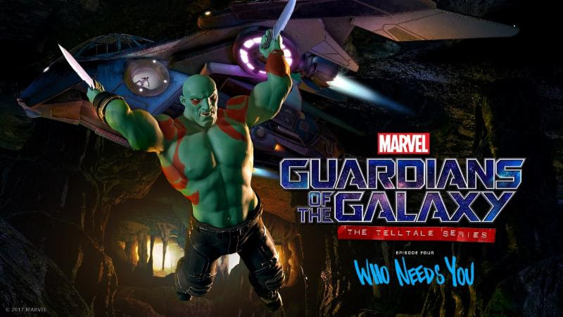 The Drax-heavy fourth episode of Guardians of the Galaxy starts releasing on October 10th