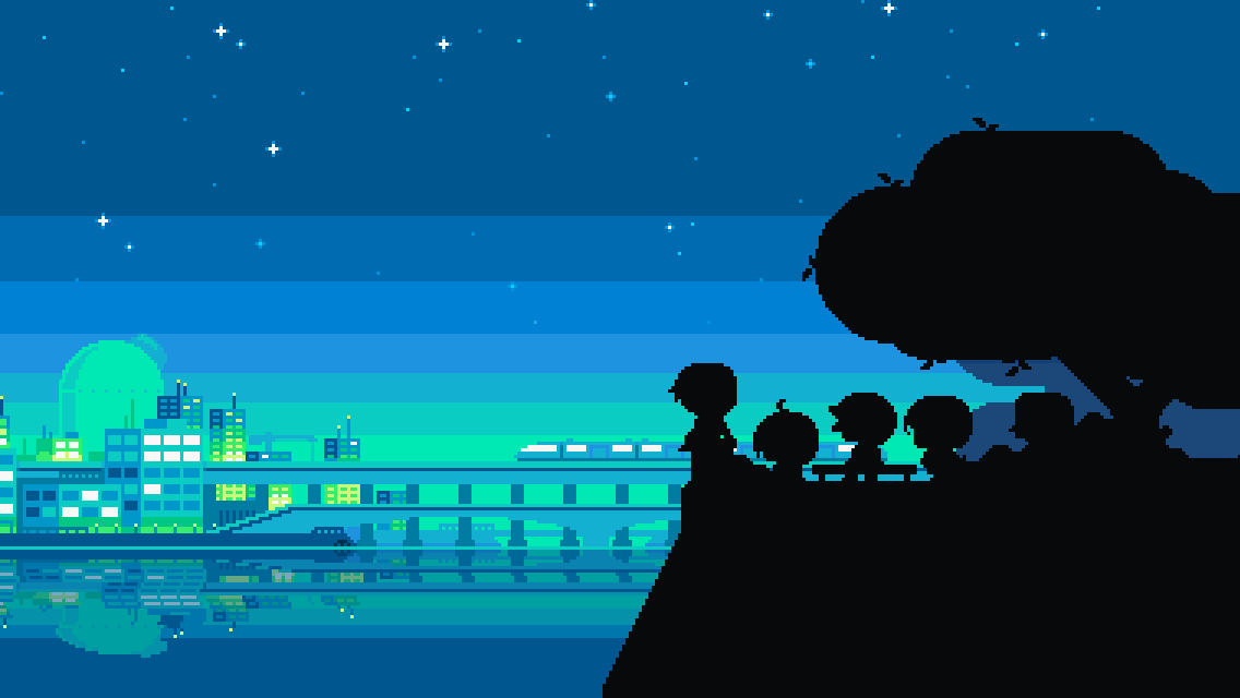 Neutronized's next iOS game Asterism looks like Fez with an added interdimensional love story