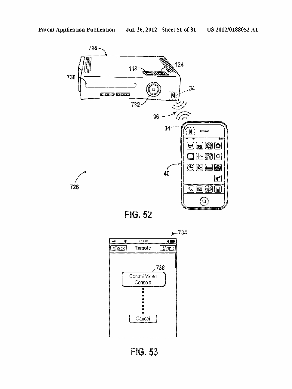 Apple files patent that would let you control consoles via the iPhone