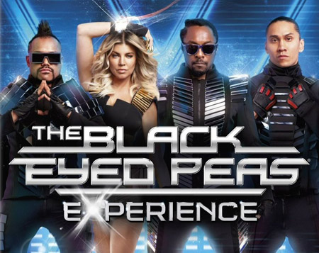 Ubisoft files $1 million claim for breach of Black Eyed Peas Experience contract