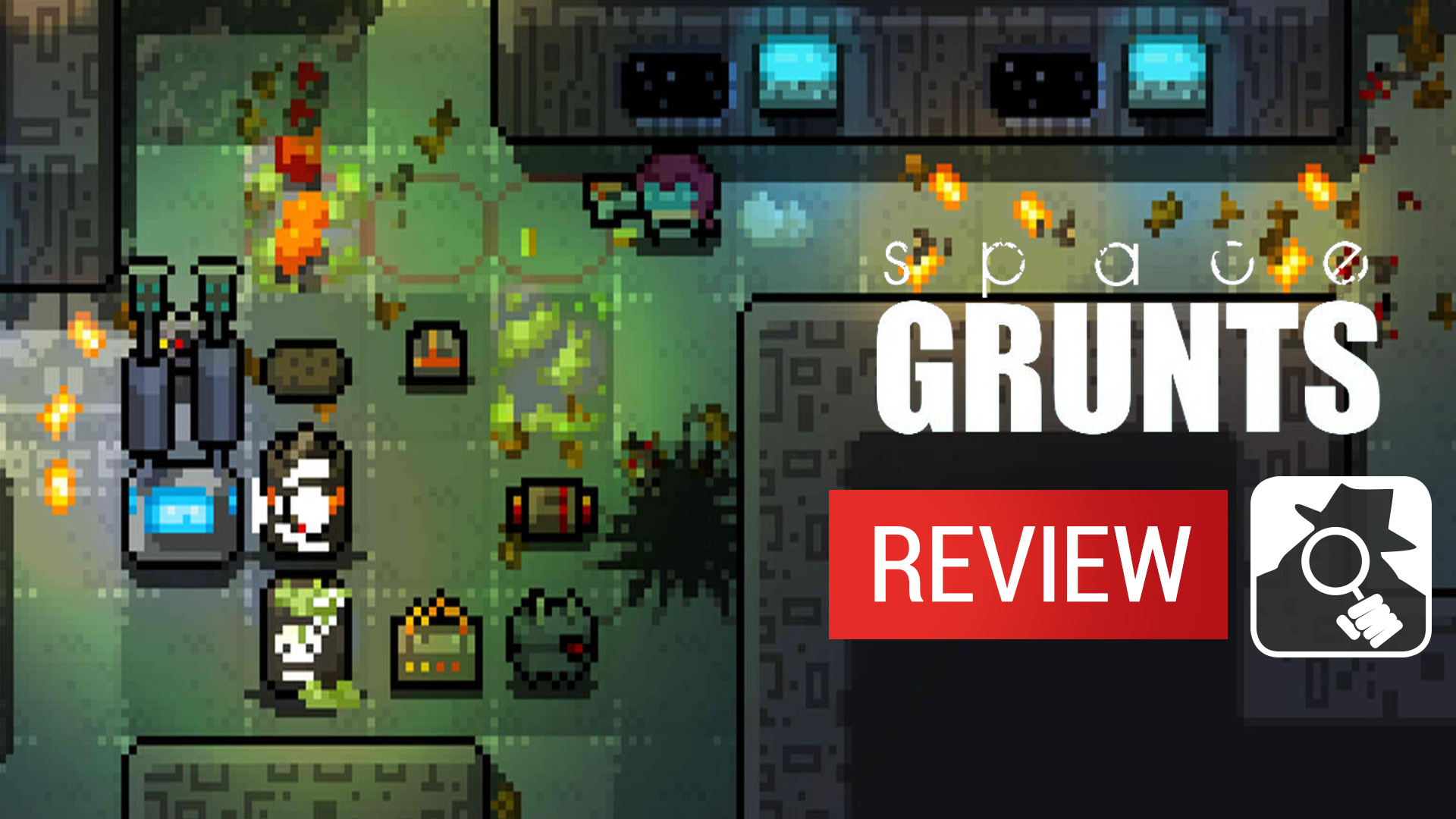 Space Grunts: Video Review