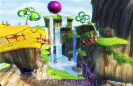 WiiWare platformer Furry Legends etches its name on Samsung bada