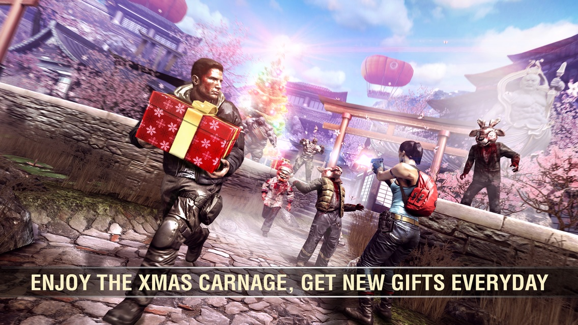 Dead Trigger 2's Xmas Carnage update brings violent, festive cheer with new content