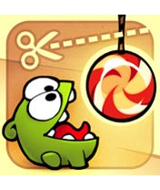 CES 2012: Cut the Rope coming to PlayBook with Scoreloop social integration