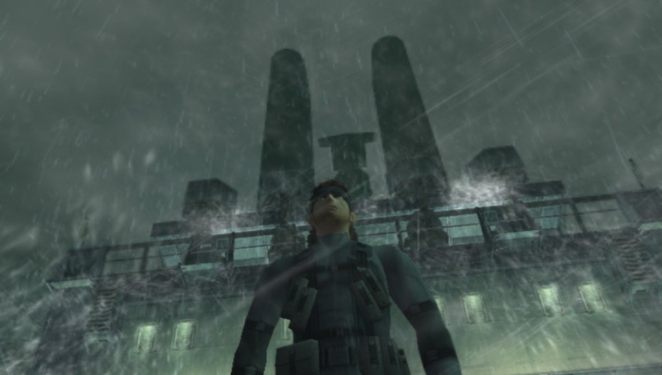 Metal Gear Solid: HD Collection reduced to half price on PSN in Sony's '12 Deals of Christmas' promotion